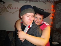 Halloweenparty 2009
